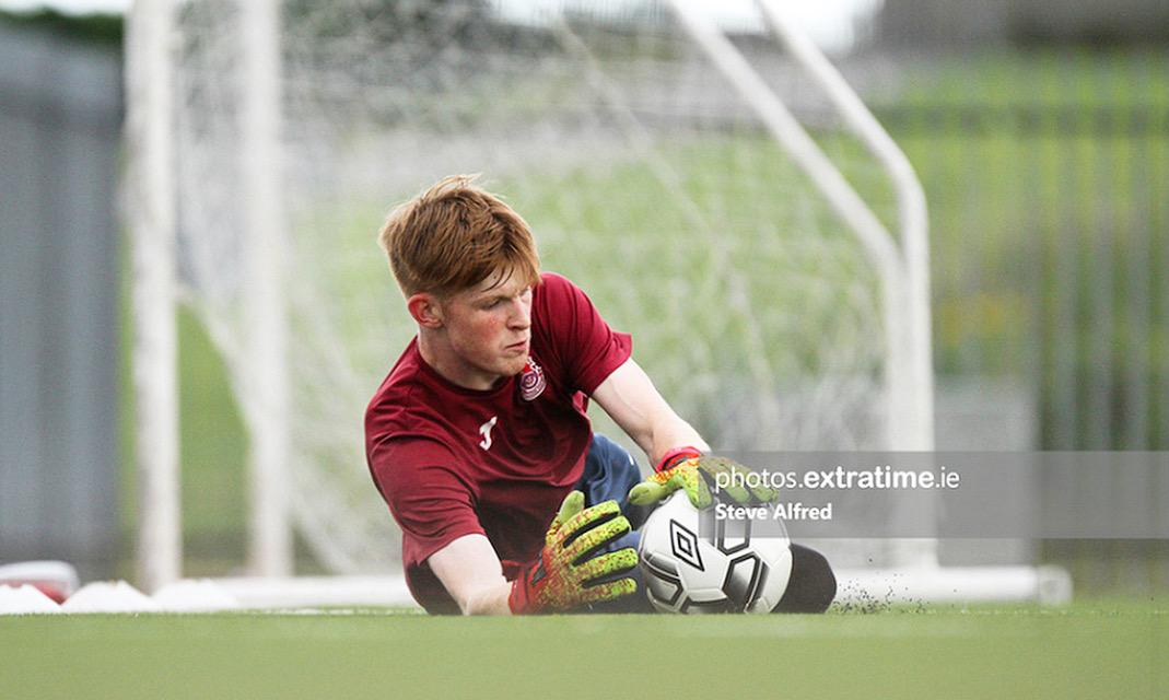 Cobh Ramblers Goalkeeper