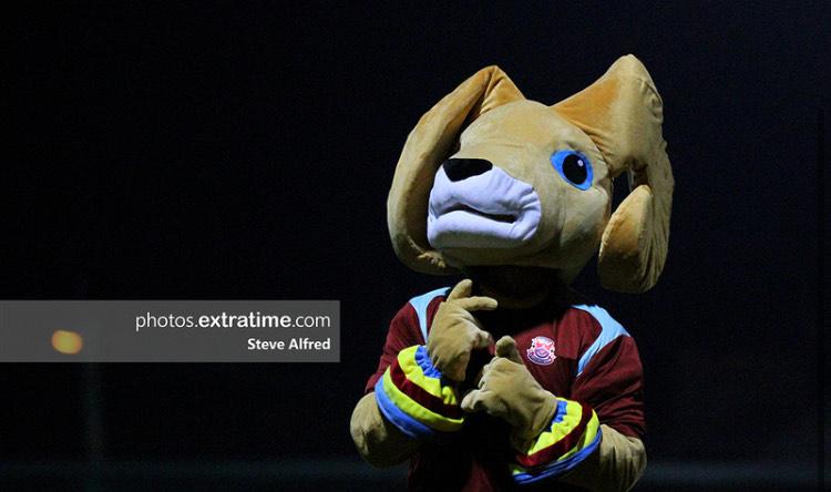 cobh ramblers mascot