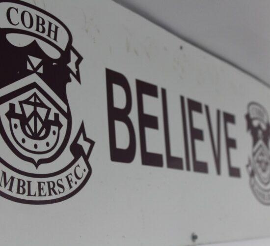 Cobh Ramblers Believe